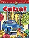 Hello Cuba! Coloring Book