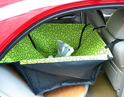 New Waterproof Pet Dog Cat Front Seat Car Cover Protector Mat Pad Blanket Travel