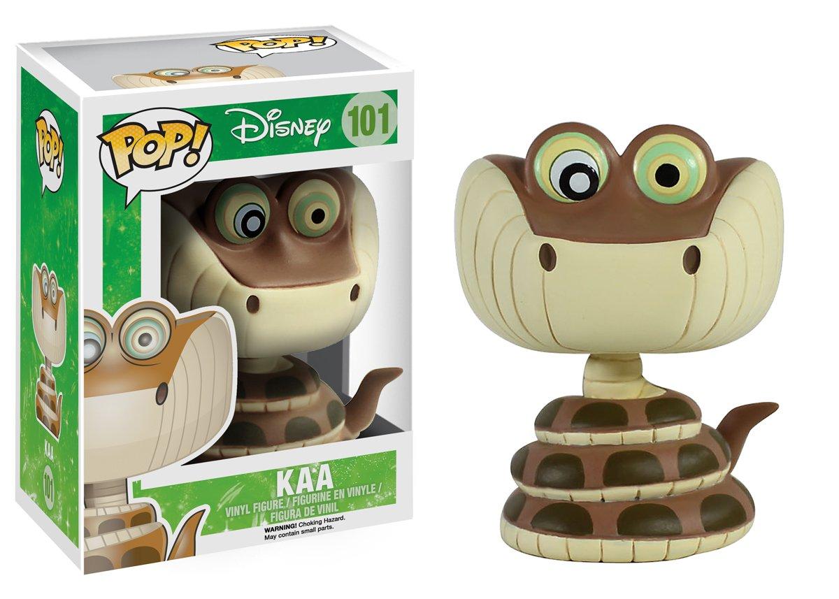 Jungle Book Funko POP Disney Kaa Action Figure
