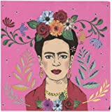 Frida Kahlo Party Supplies Servilletas de papel, servilletas de cóctel, diseño mexicano bohemio, 40 unidades de 10 x 10…