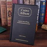 ttnight Coin Album Coin Holder Collection Book