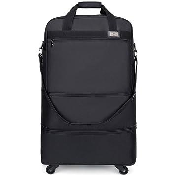 Amazon.com: Ailouis - Bolsa de viaje plegable con ruedas ...