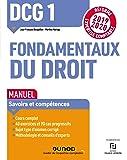 DCG 1 Fondamentaux du droit - Manuel - Réforme 2019/2020: Réforme Expertise comptable 2019-2020