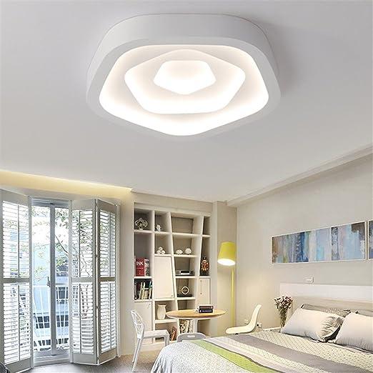 Wmshpeds Led Wedding Room Master Bedroom Lamp Simple