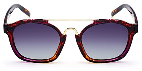 "PrivÉ Revaux ""The Underdog"" Handcrafted Retro Square Polarized Sunglasses by Priv%C3%89 Revaux"