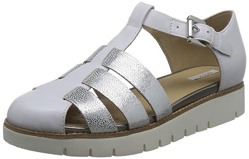 Cuña D Darline Para Sandalias Mujer Zapatos es Amazon Con D Geox pd6xBnnX