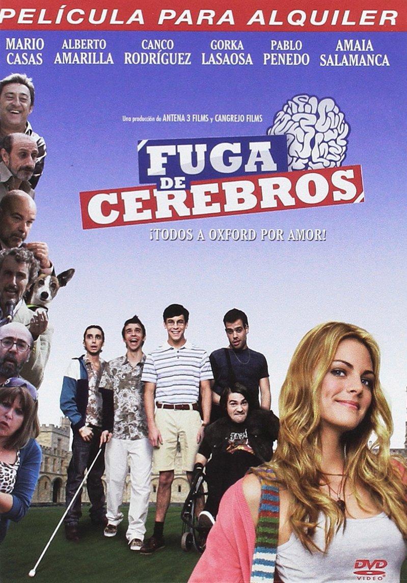 fuga de cerebros [DVD]: Amazon.es: Mario Casas, Fernando ...