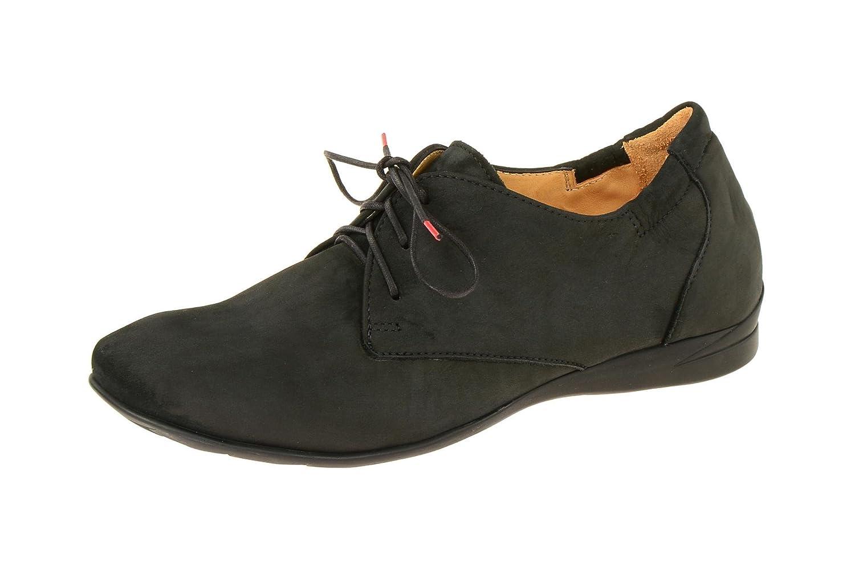 Think!1-81917-00 - zapatos con cordones Mujer 37 EU negro