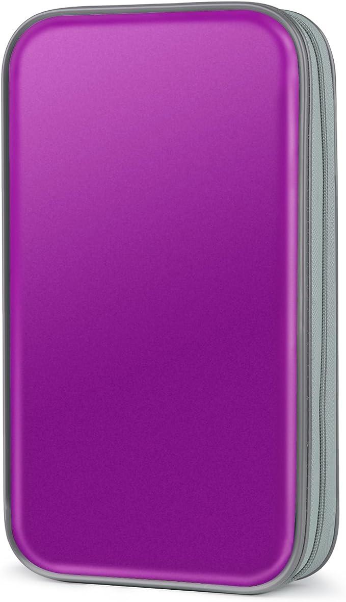 Cd Tasche Coofit 80 Cd Dvd Tasche Dvd Lagerung Dvd Case Elektronik