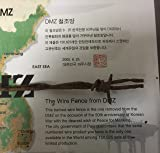 The Wire Fence From DMZ Korean War