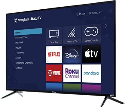 Westinghouse Ultra HD Smart Roku TV con HDR de 58