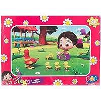 Niloya Frame Puzzle 12-24 Parça