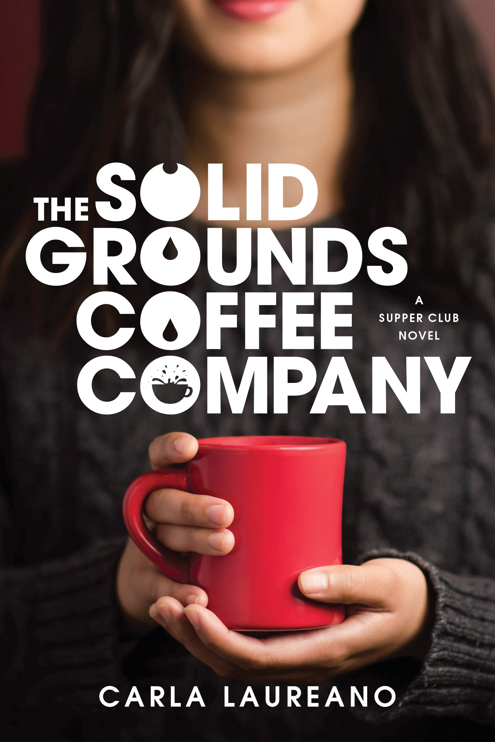 The Solid Grounds Coffee Company by Carla Laureano {A Book Review}