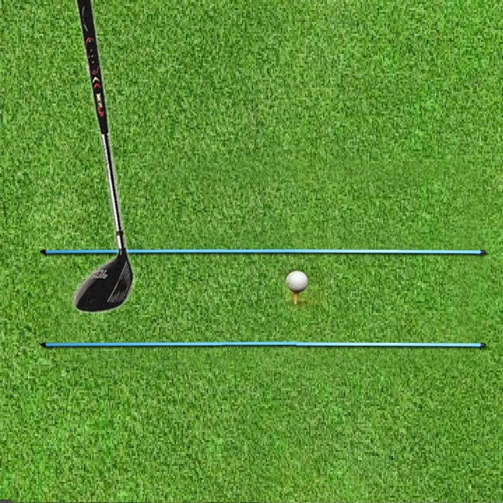 Elixir Golf Tour Palos de alineación de Golf, balancín de ...