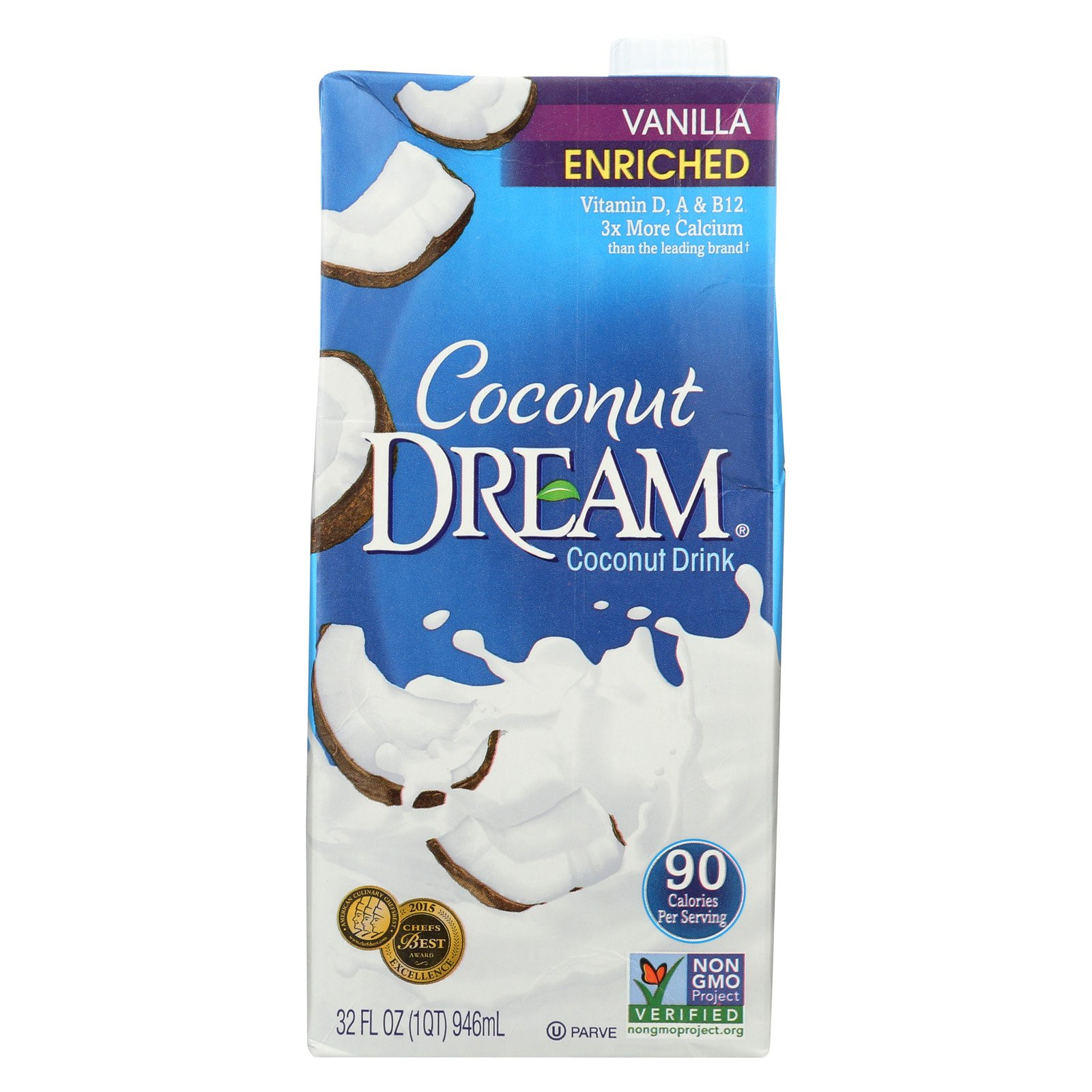 IMAGINE FOODS Vanilla Coconut Dream, 32 FZ
