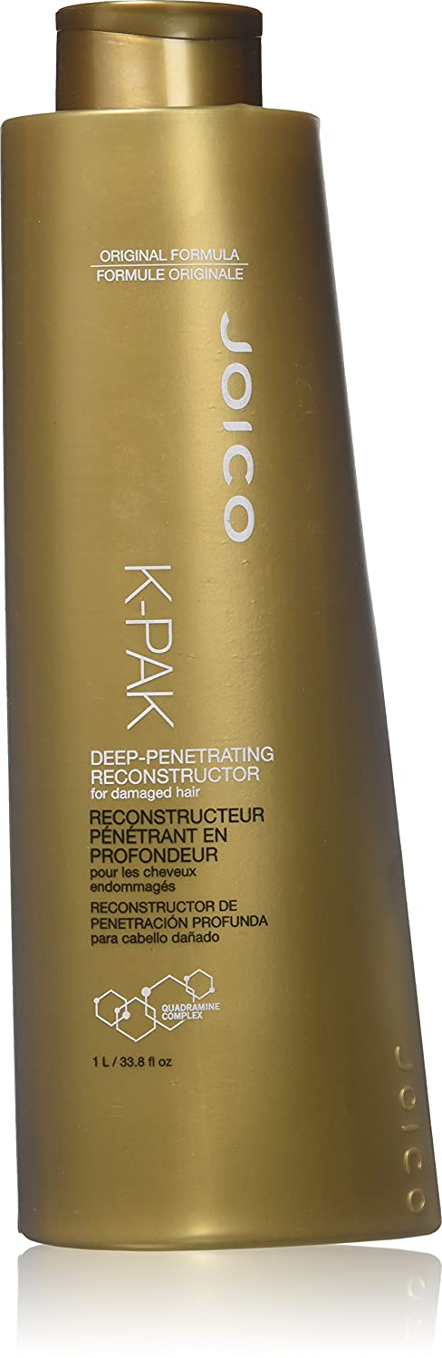 Joico K-Pak Color Deep-Penetrating Reconstructor, 33.8 Ounce Mainspring America Inc. DBA Direct Cosmetics 0074469476461