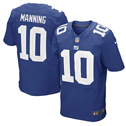 71842680 Amazon.com : NIKE Eli Manning New York Giants Royal Blue Authentic ...
