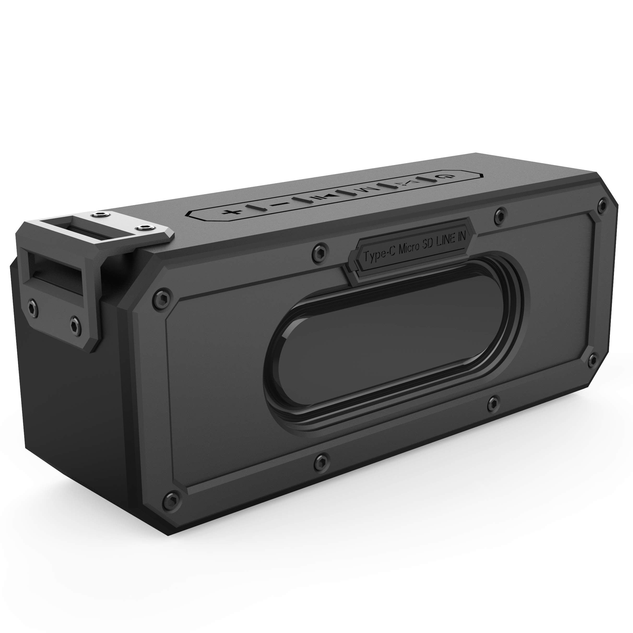 SINOBAND S400 Plus 40W IPX7 Waterproof Dustproof and...