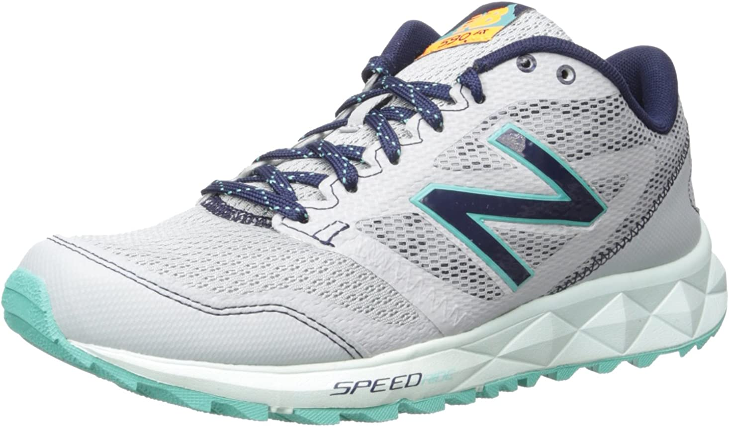 New Balance Women s 590 Speed Ride Trail Running Shoe