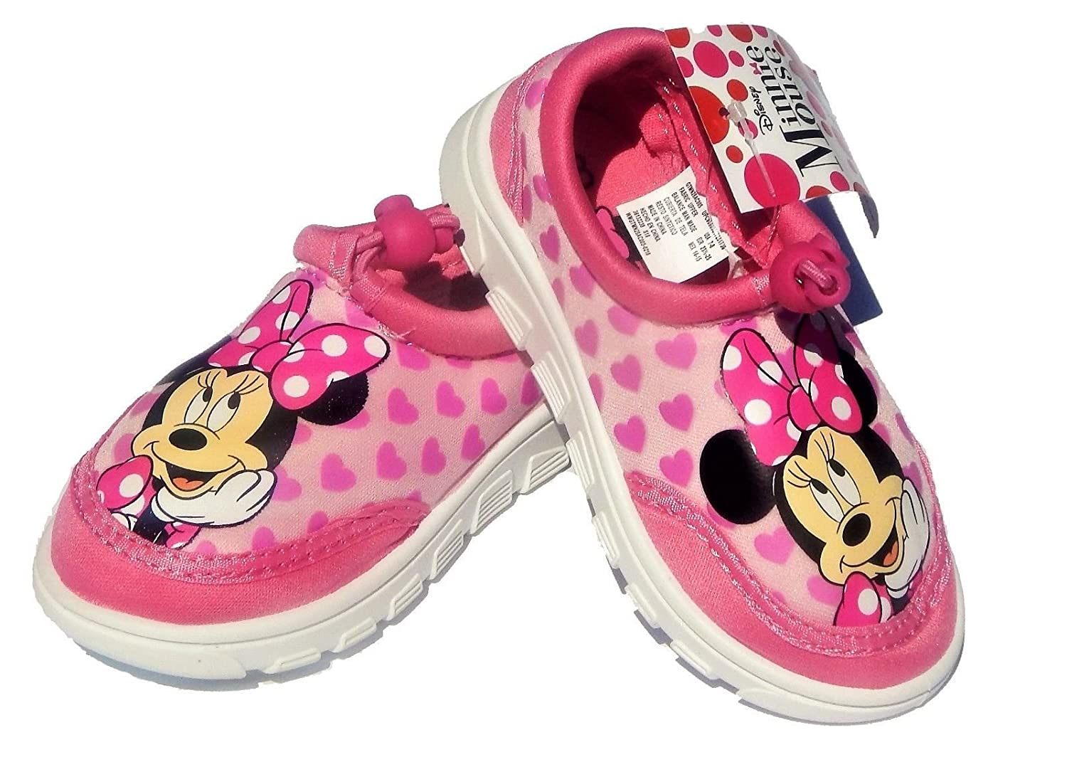 ac7578bea1f Girls Minnie Mouse Water Shoes
