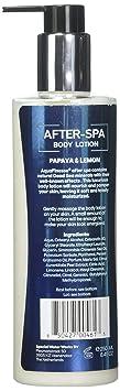 AquaFinesse 956801 Papaya/Lemon After-Spa Body Lotion