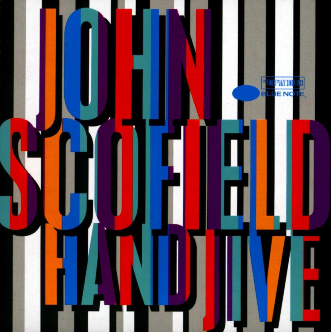 Hand Jive by CD
