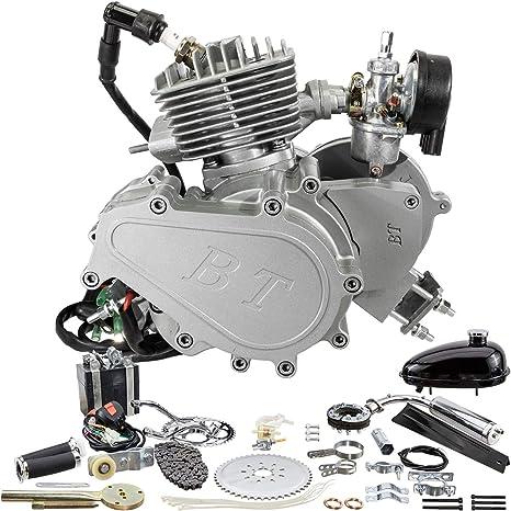 Zeda Bicicleta motorizada BT80, Kit de Motor de Bicicleta de Gas ...