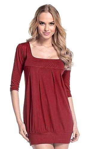 Glamour Empire. Donna Mini abito tunica fondo a palloncino taglia IT 42-50. 993