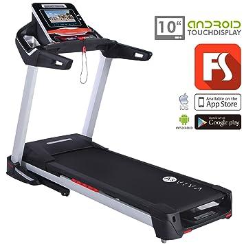 AsVIVA T15 | Cinta de Correr Runner Cardio Fitness Dispositivo ...