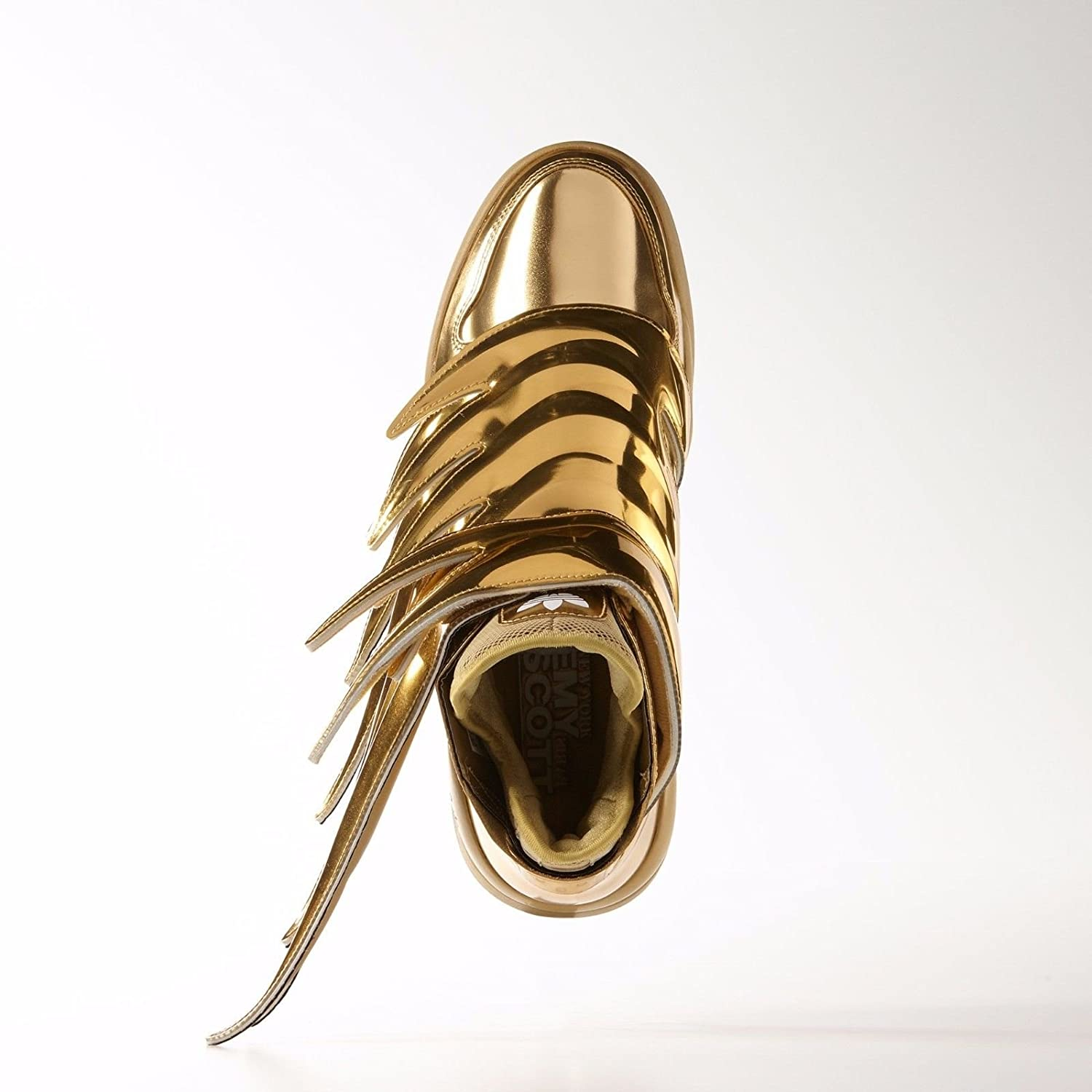 adidas gold wings jeremy scott