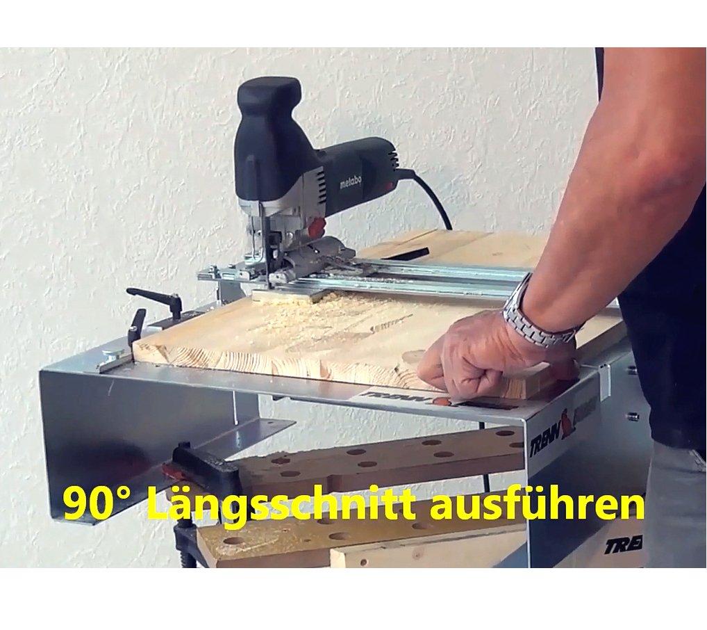 Sandwich Stichs/ägebl/ätter 2St MG52 100 mm u 130 mm = 180 mm extra lang f/ür Stichs/äge mit t-Schaft Aufnahme u Stichs/ägetisch 012P 012P