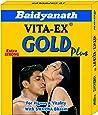 Baidyanath Vita Ex Gold Plus - 10 Capsules