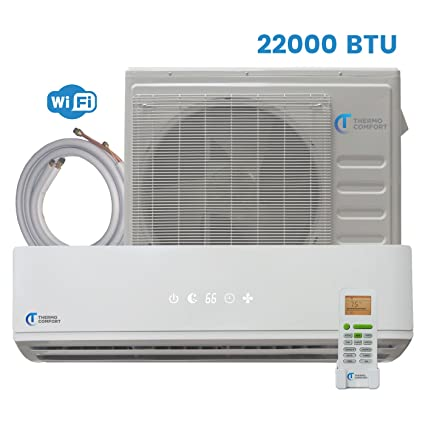 Ductless Mini Split Heat Pump With Heating Strip
