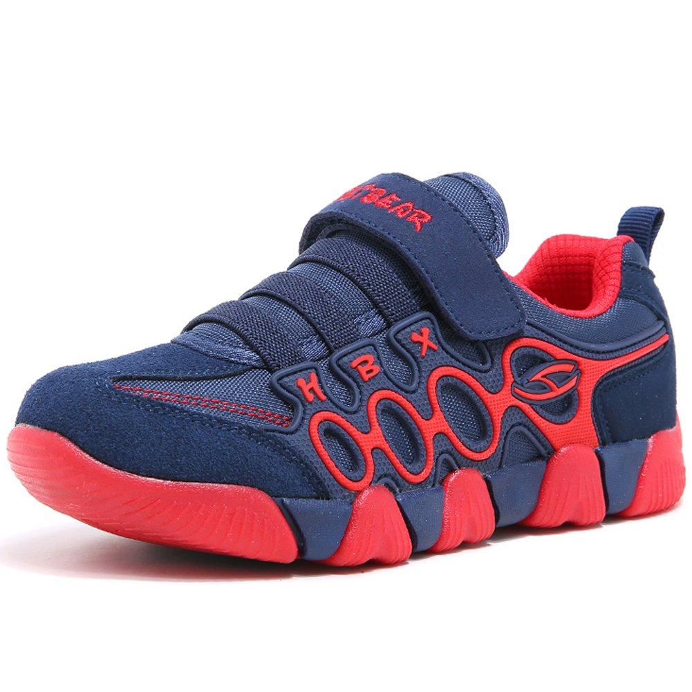 Baskets Enfants Chaussure de Course Fille Sneakers Enfant Gar/çon Chaussures Scolaire l/'/École Running Shoes Comp/étition Entra/înement Chaussure