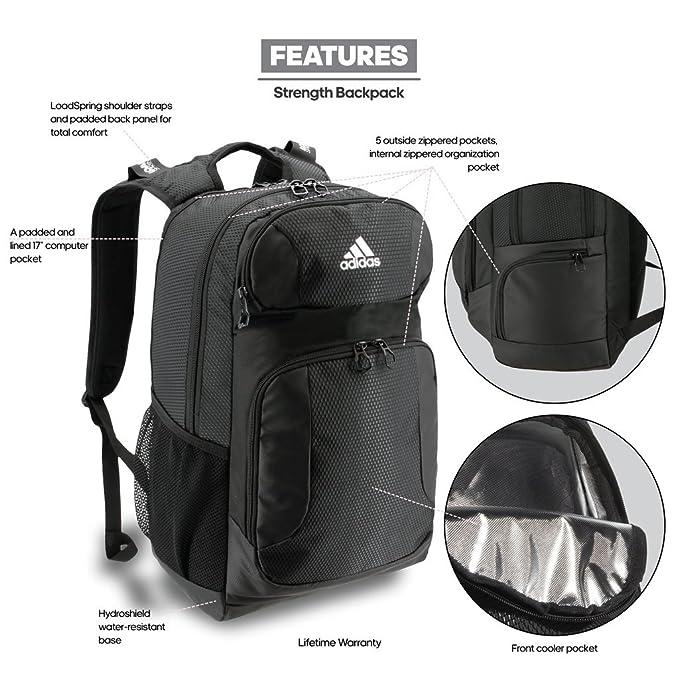 adidas Climacool Strength Backpack 4c1b55b5ac64d