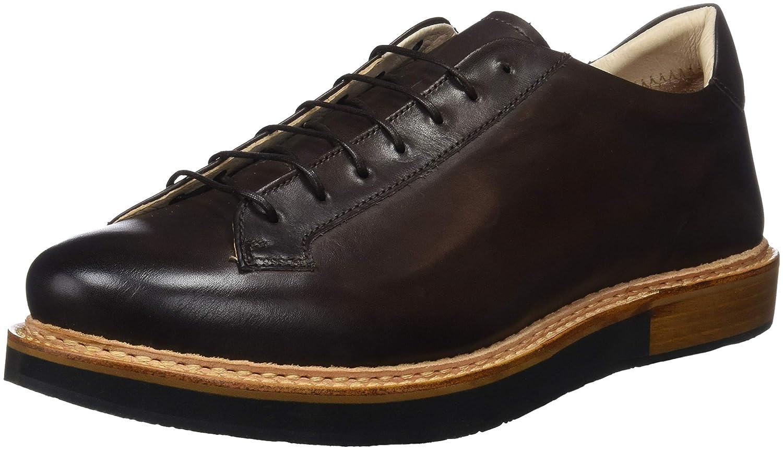 TALLA 44 EU. Neosens Restored Skin, Zapatos de Cordones Derby para Hombre