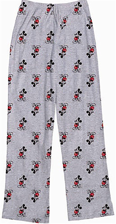 Disney Mickey Mouse Kickback Women Pajama Pant (Small)