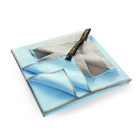 fazitrip secado rápido toalla/toallas de microfibra de/deporte toallas/ toallas de viaje