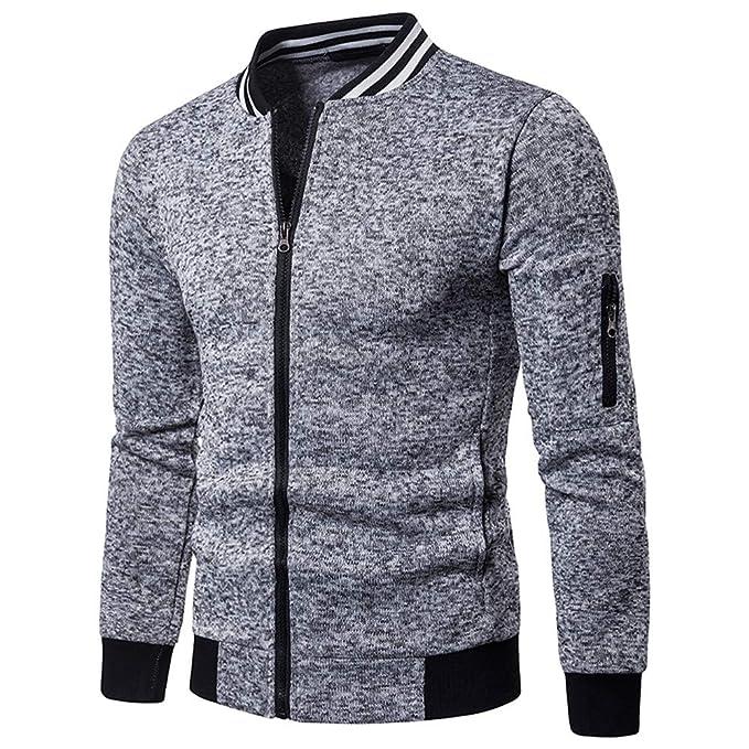 Amazon.com: DaySeventh Mens Zipper Pocket Splicing Pullover Long Sleeve Sweatshirt Tops Blouse: Toys & Games