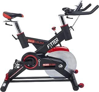 FYTTER Rider RI-08R. Bicicleta de Spinning Semi-Profesional con 24 ...