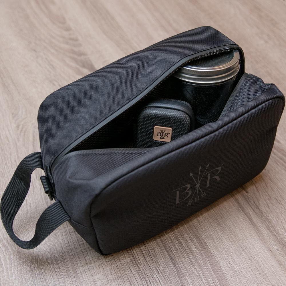 Black Rock Originals Child-Safe Smell Proof Carryall - 100% Carbon Lined - Comes with Combination Lock (Slate) by Black Rock Originals (Image #5)