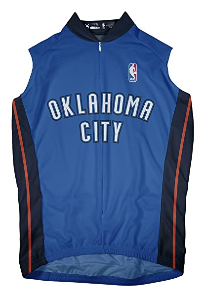Amazon.com   VOmax NBA Oklahoma City Thunder Men s Sleeveless Away ... c322f44ea