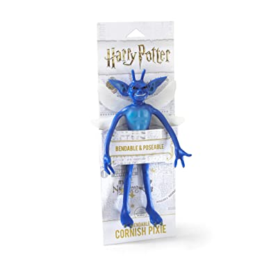 The Noble Collection Bendable Cornish Pixie: Toys & Games