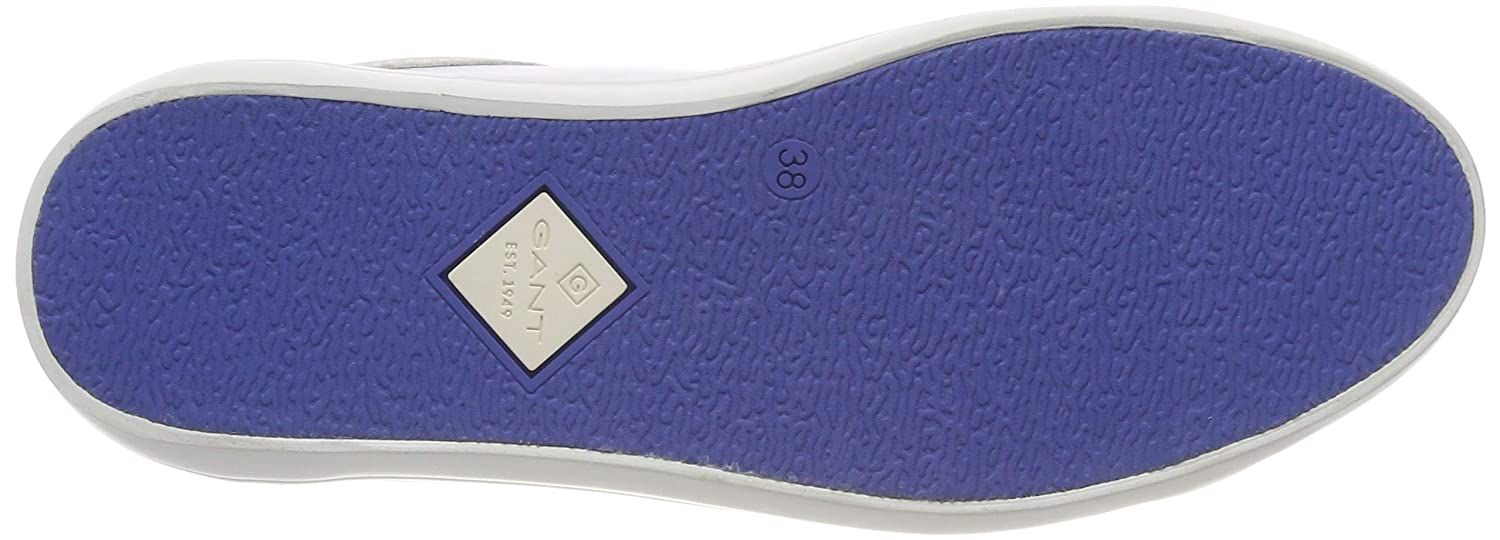GANT Womens Baltimore Low-Top Sneakers