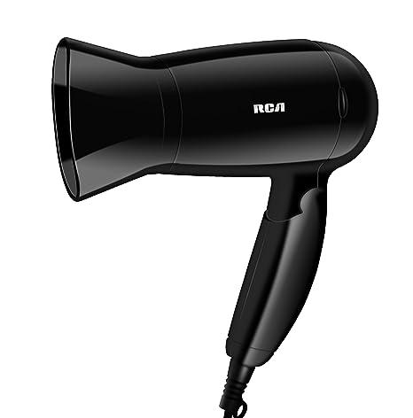 RCA Secadora para cabello de mango plegable  Amazon.com.mx  Salud ... a1488f8b8ec2