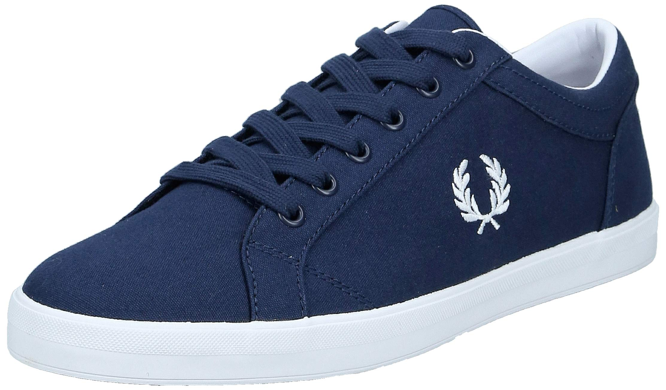 Fred Perry Mens Stratford Suede Oxfords