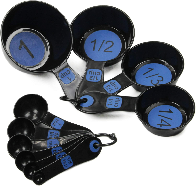 Chef Craft Measuring Tool Set, Blue