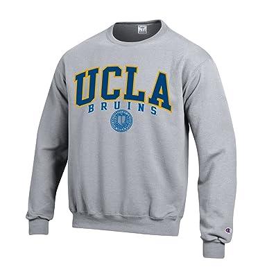 a91b91e1410 Amazon.com  UCLA Bruins Champion NCAA Crew Neck Sweatshirt  Clothing