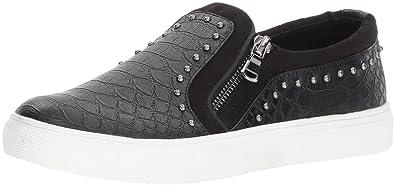 Report Women's Andre Fashion Sneaker, Black, ...