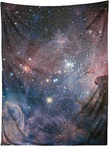Sharp Shirter Carina Nebula Tapestry